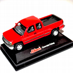 schuco 1:72 Chevrolet pickup boxed @sold@